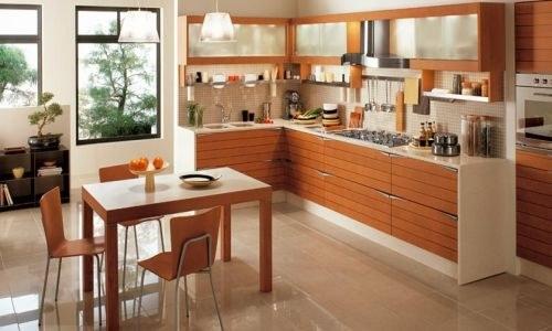Как обставить кухню красиво