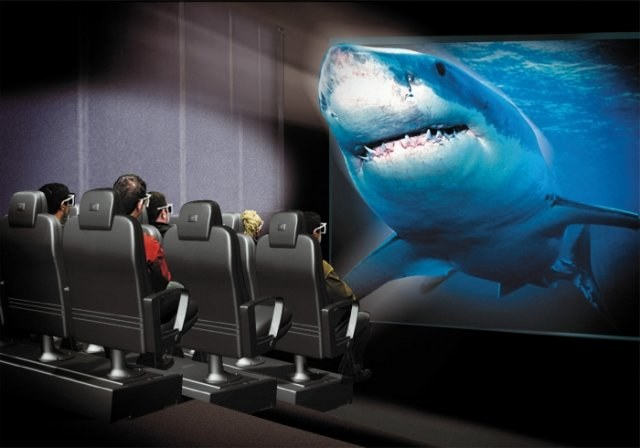 Как открыть малый 3D-кинотеатр