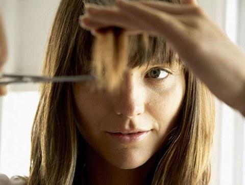 Как можно отрезать волосы самостоятельно