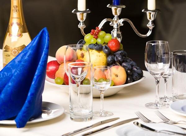 Как быстро приготовить романтический ужин