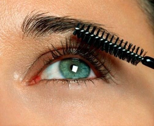 How to visually increase eyelashes