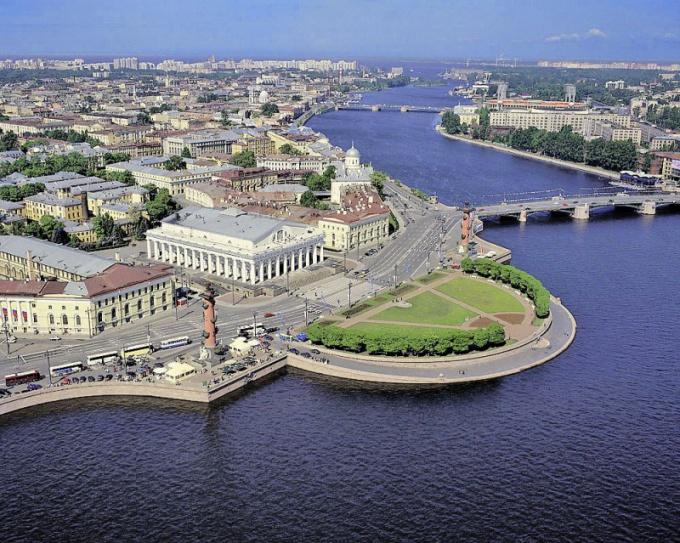 Как найти адрес в Санкт-Петербурге