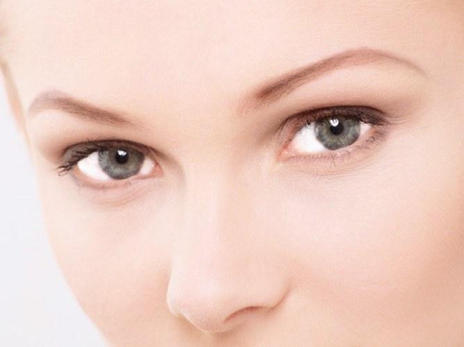 Как в Фотошопе сделать красивые глаза