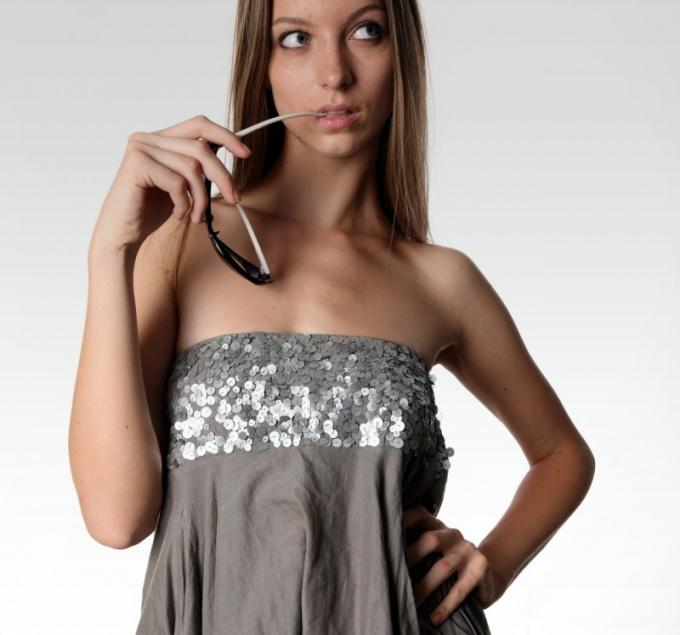 Как независимо сшить пляжное платье