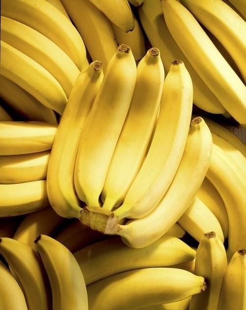 Как отстирать пятнышка от банана