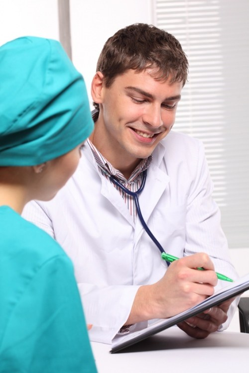 Как открыть больничный лист