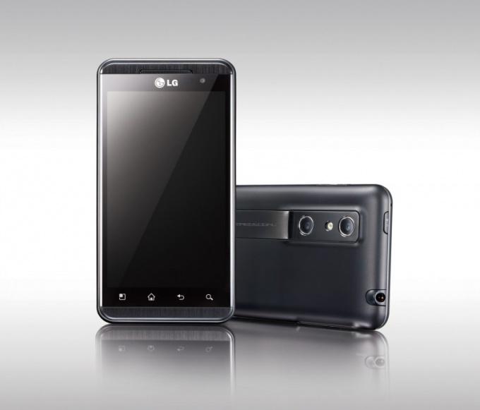 Как выбрать телефон с сенсорным экраном