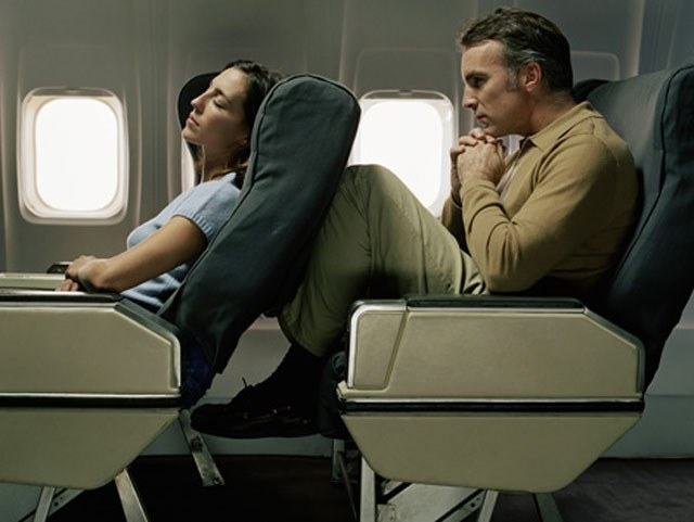 How to not swell on the plane