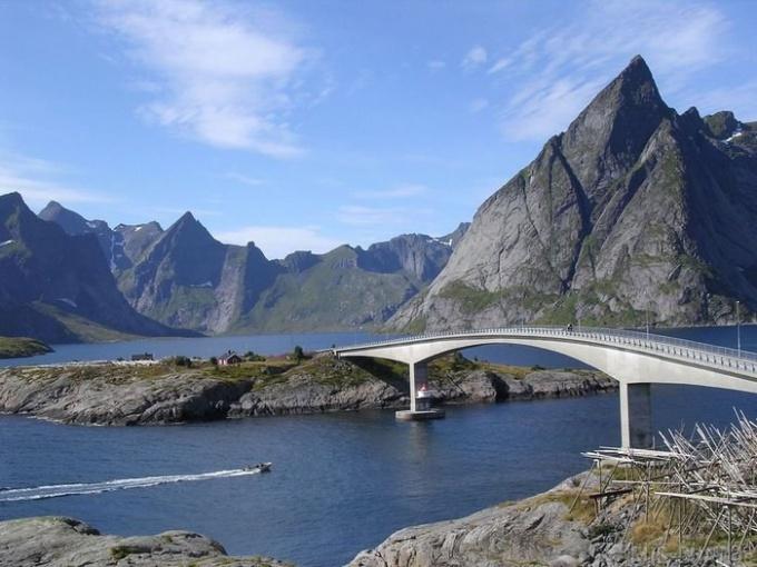 Как оформить визу в Норвегию