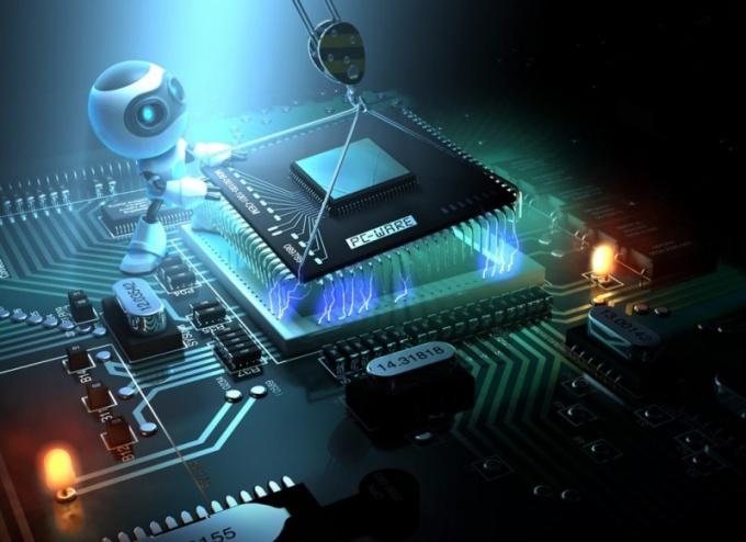 Как определить количество ядер процессора