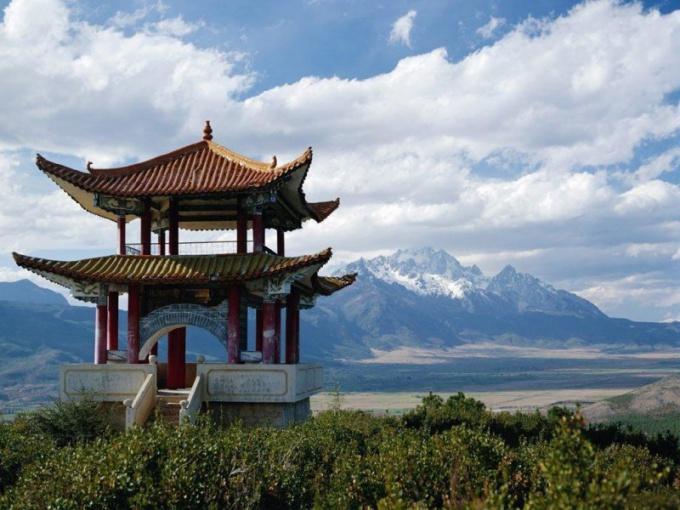Как переехать  в Китай