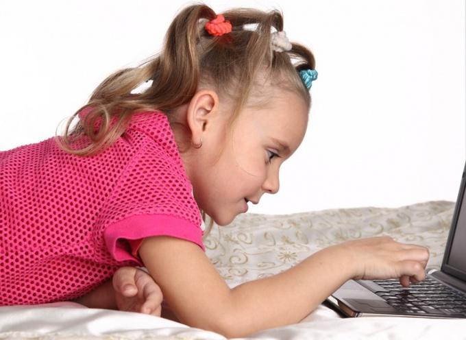 Как обучить ребенка работе на компьютере