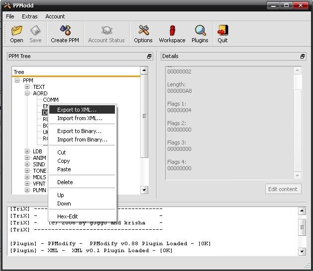 Экспортируйте нужный язык в xml