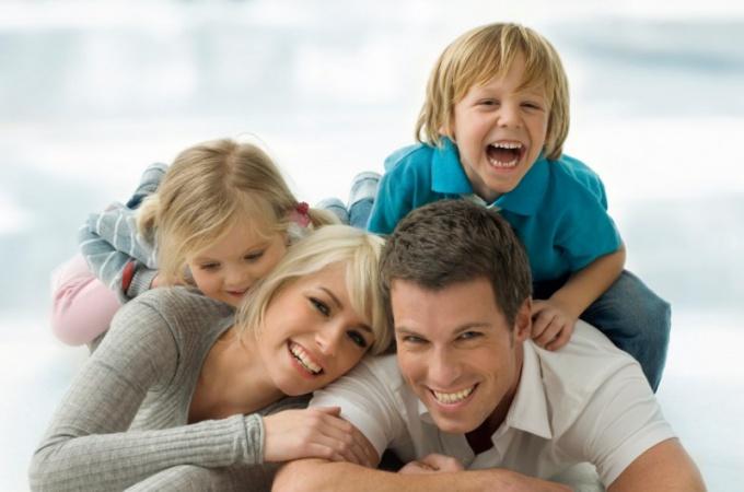 Как не потерять семью