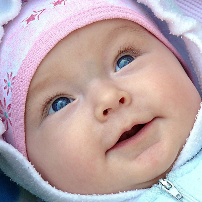 Светленькие девочки с голубыми глазами. - Наши лапочки 68