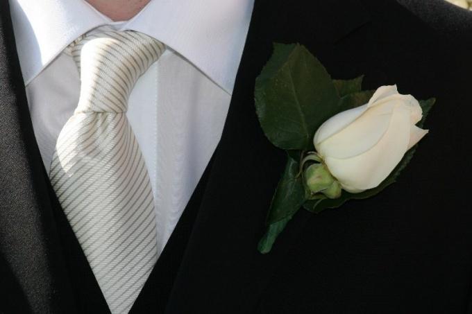 Как одеться на свадьбу жениху