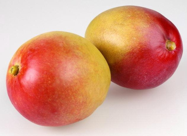 Как надо есть манго