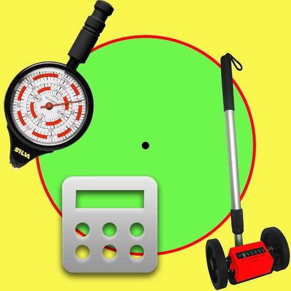 Как определить периметр круга