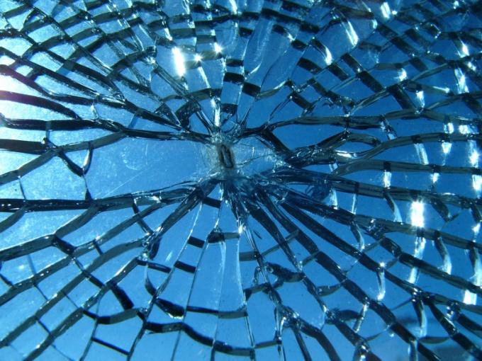 Как определить показатель преломления стекла