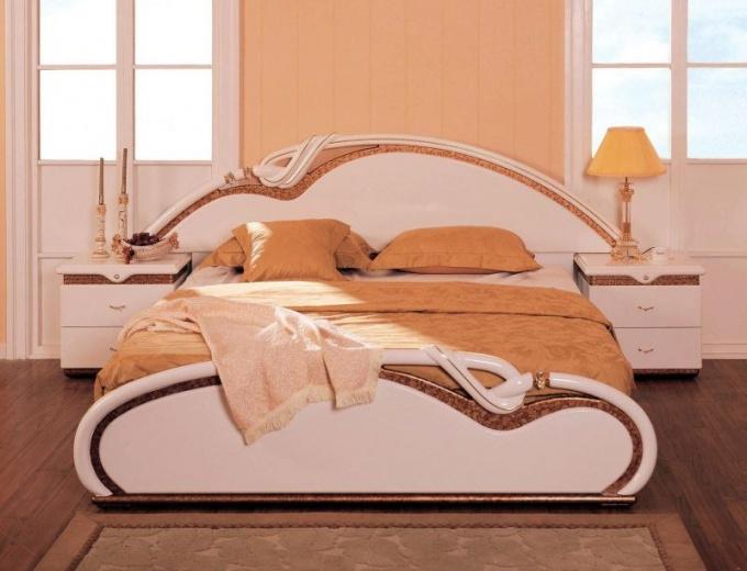 Как отличнее поставить кровать