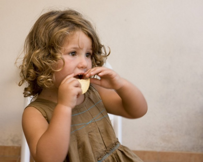 Как не раскормить ребенка