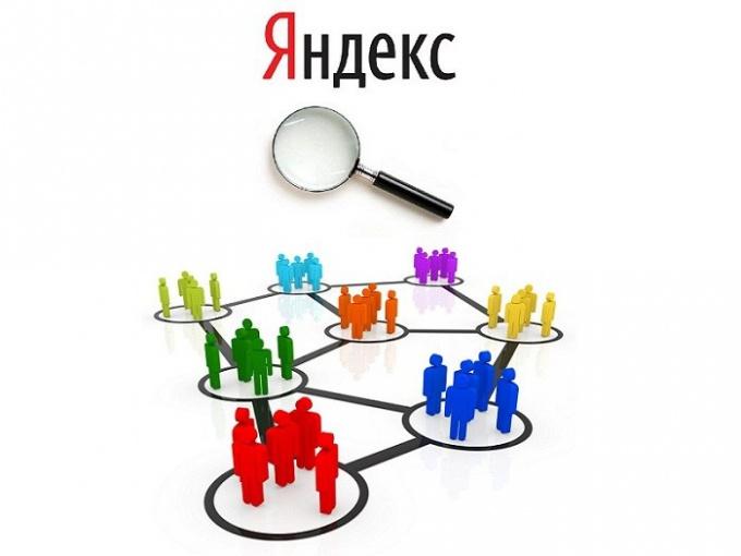 Как найти человека в Яндексе