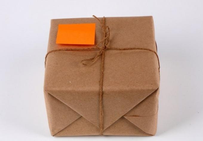 Как отправить подарок за границу