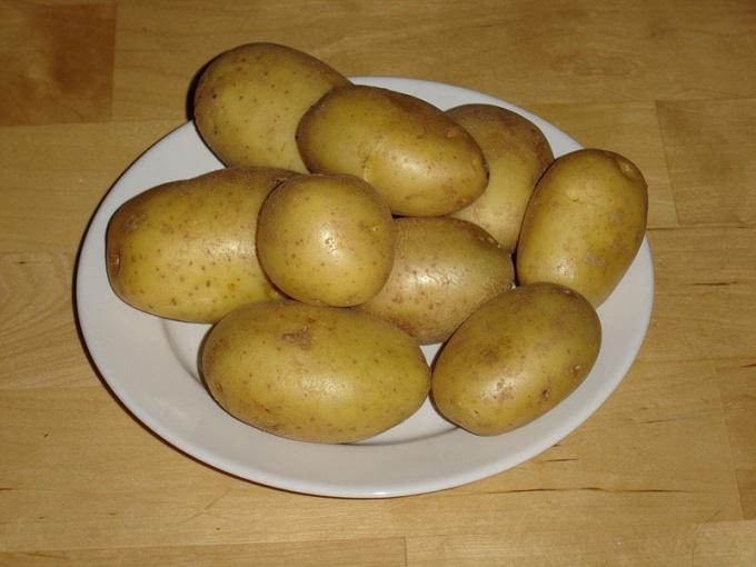 Как варить картошку для салата