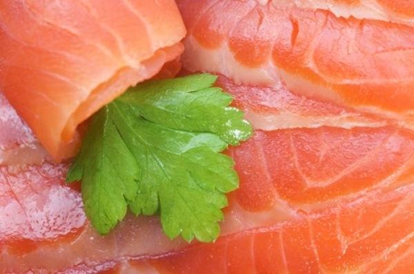 Как подать красную рыбу