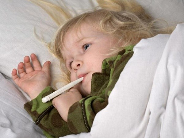 How to treat colds in a year-old baby