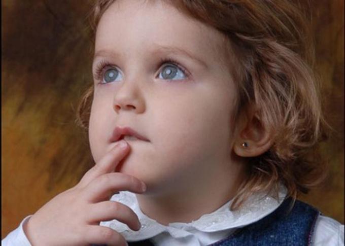 Определение гражданства годовалому ребенку