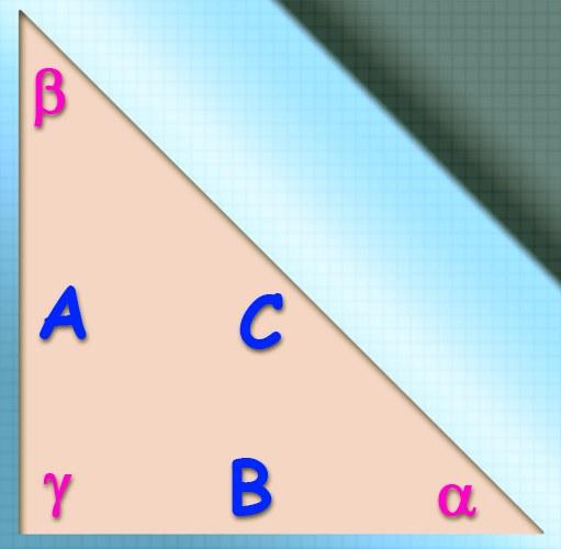 Как по косинусу найти сторону треугольника