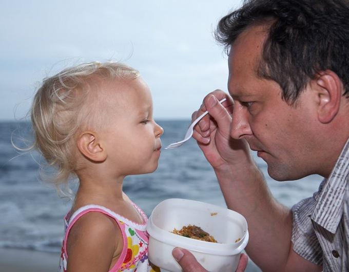 Как откормить ребенка