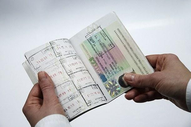 Как подать на визу