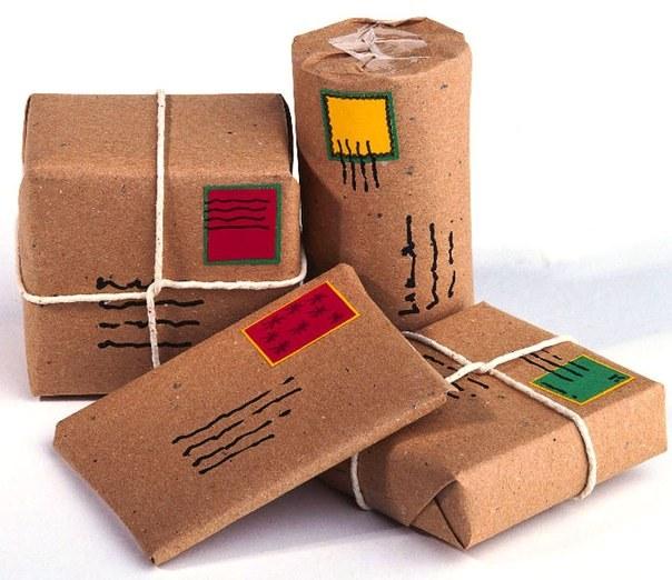 Как написать адрес на посылке
