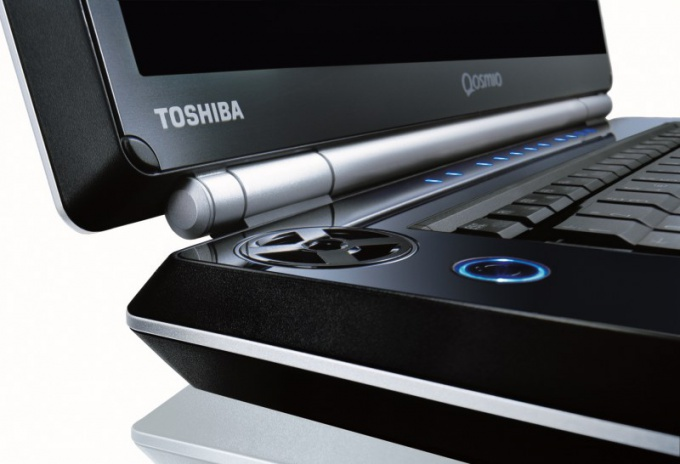 How to enable wi-fi on a Toshiba notebook