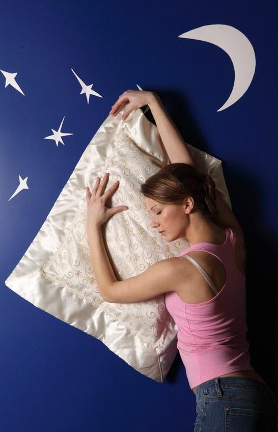 Как видеть яркие сны