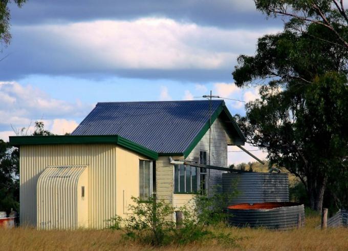 Как оформить дом на даче