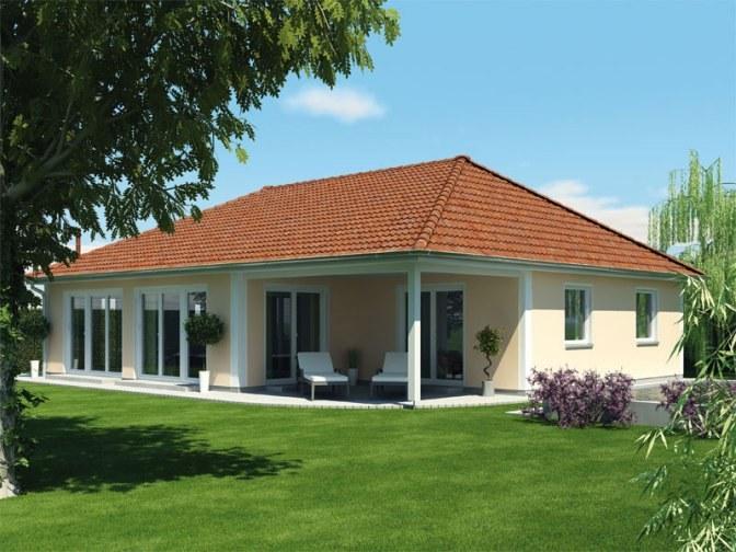 Как составить проект одноэтажного дома