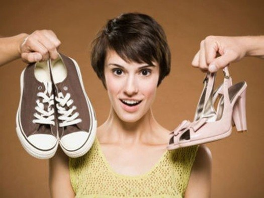 How to bring the unpleasant smell of shoes