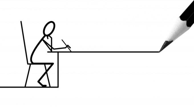 Как начертить луч