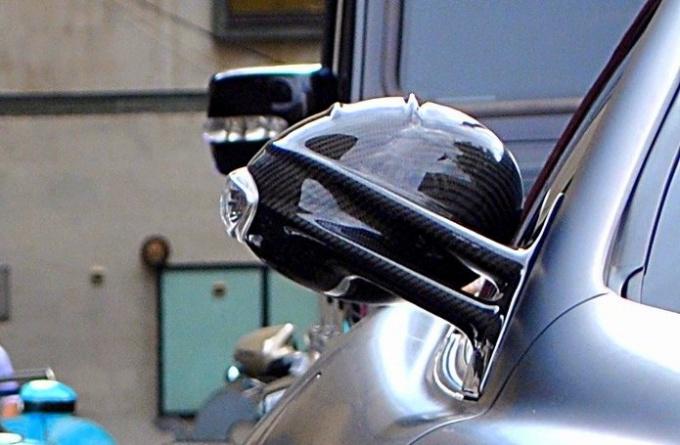 Как самому обклеить карбоном авто
