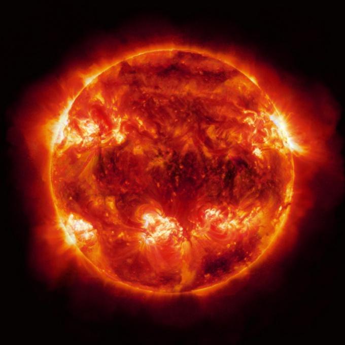 Как найти массу солнца
