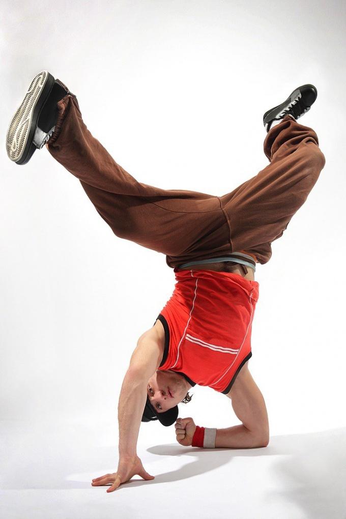 Как быть крутым уличным танцором