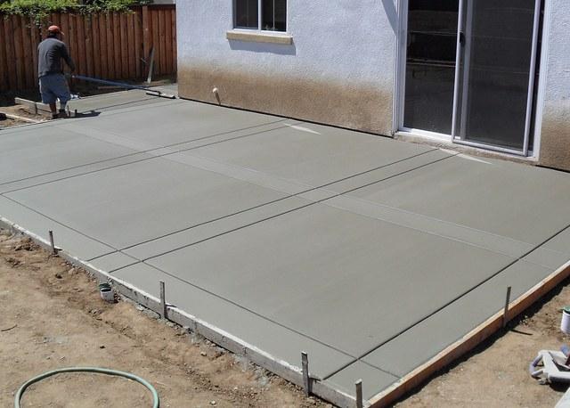 Как армировать бетонную плиту