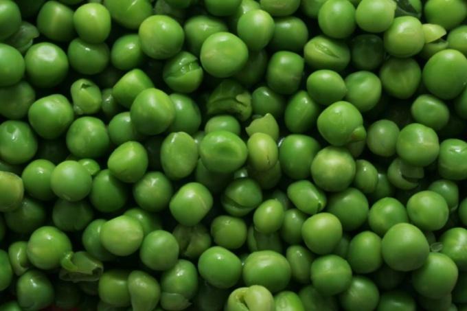Как варить зеленый горошек