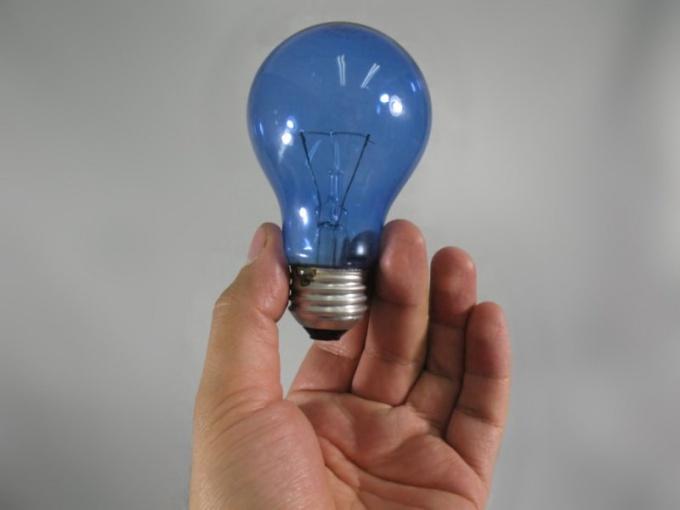 Как определить мощность лампочки