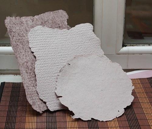 Как варить бумагу