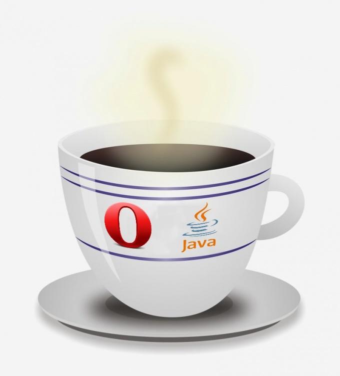 Opera enable Java