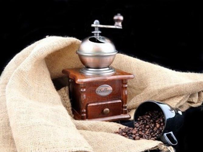 Как сделать кофемолку